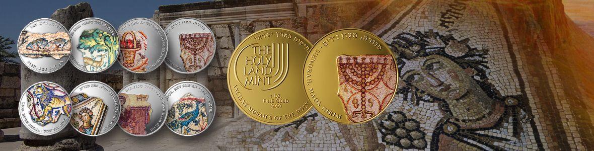 פסיפסים עתיקים בארץ ישראל