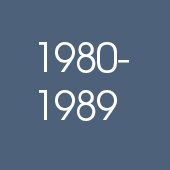 1989 - 1980