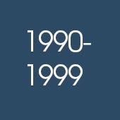 1999 - 1990